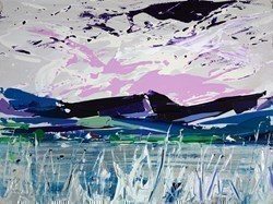 Frosty Morning by Duncan MacGregor -  sized 24x18 inches. Available from Whitewall Galleries